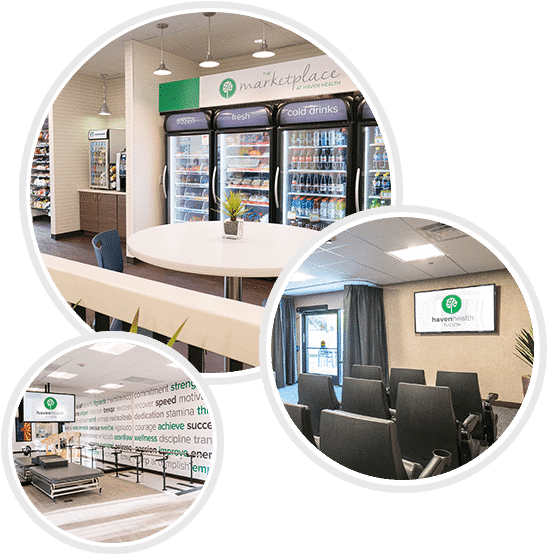 Haven Health Tucson Marketplace and Physical Therapy Room