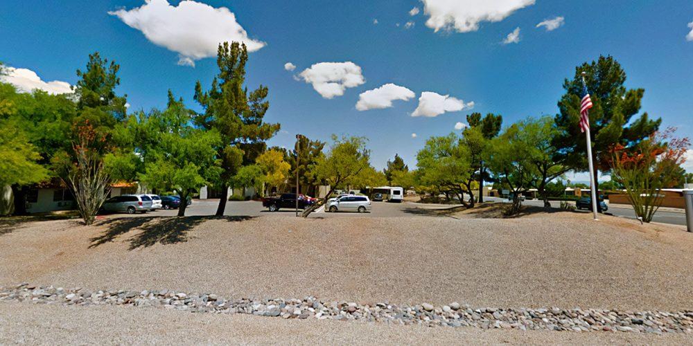 Haven Health Sierra Vista Skilled Nursing Facility Side View